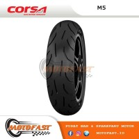 Ban Motor CORSA Platinum 140/70-13 M5 Untuk Yamaha NMAX 155 A