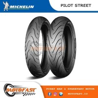 Ban Motor MICHELIN Tubeless 120/70-13 PILOT STREET Front Ban Dpn NMAX