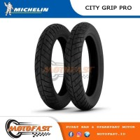 Ban Motor MICHELIN Tubeless 80/90-17 Citygrip Pro For Supra x 125