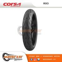 BAN MOTOR CORSA TUBELESS 110/70-17 R93 PLATINUM CBR150 DPN, R15 DPN