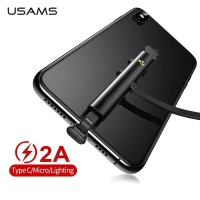Usams U39 Lightning Sucket Mobile Games Charging Cable Charge IPhone