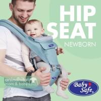 BABYSAFE Hip Seat Carrier Newborn to Toddler BC006 Gendongan Baby Safe