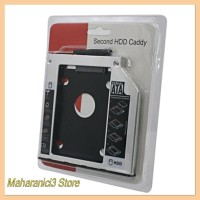 Ready Harddisk Caddy 9.5Mm Slim Ssd Sata For Laptop / Notebook Hdd