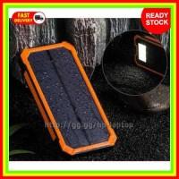 Power Bank Tenaga Surya Power Bank Solar 20000 mAh Power Bank HP USB