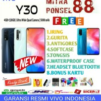 VIVO Y30 RAM 4/128 GARANSI RESMI VIVO INDONESIA