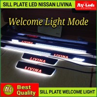 SILL PLATE SillPlate LED GRAND LIVINA WELCOME LIGHT (Audi Style)