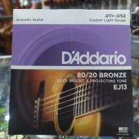 DAddario EJ13 - Senar Gitar Akustik