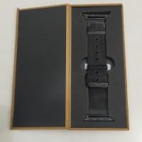 strap tali jam stainless apple watch iwatch 42mm hitam