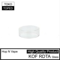 Termurah - Hop N Vape KOF RDTA Replacement Glass kaca pengganti vape