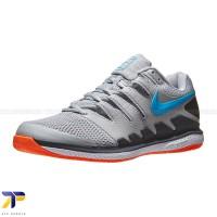 Sepatu Tenis Nike Air Zoom Vapor X Grey/Blue