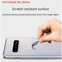 Carbon Fiber For Samsung Galaxy A Series Note 10 Back Film Screen