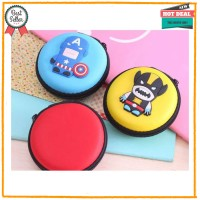 Murah Case Mini Earphone Model Superhero - C739 PALING MURAH