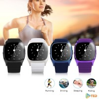 M26 Smartwatch Bluetooth Sync untuk Smartphone iOS / Android