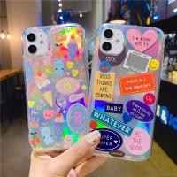 iPhone 6 6S 7 8 Plus iPhone 11 X XS SE 2020 Cute Bear Handphone