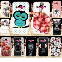 Phone Cover For Samsung Galaxy J1 2016 J120 J120A Silicone TPU Soft TG