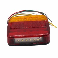 Car Accessories Universal Truck Trailer LED Tail Light Rear Reverse