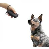 ILOPETS Ultrasonic Dog Repeller Training + 2 Flashlights - TJ-3008