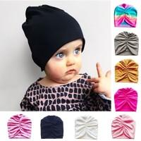 Kelinci Baru*Topi Kupluk Turban Bayi / Anak Laki-laki / Perempuan