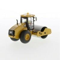 Miniatur Diecast Mobil Caterpillar Cat Caterpillar cs11 GC vibratory