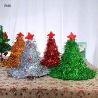Topi Santa Claus untuk Dekorasi Pohon Natal Dewasa