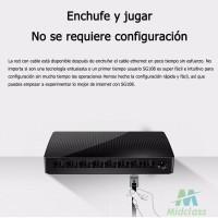 LAN Hub MS Tenda SG108 8-Port Gigabit Switch Desktop Ethernet