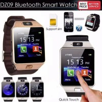 LATEST DZ09 Bluetooth Smart Watch Camera SIM Slot For HTC Samsung