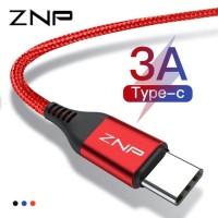 Tekno P Kabel Data / USB Type C Pendek (15CM) Merk ZNP Fast Charging