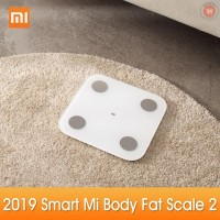 Gemei New Xiaomi Mi Body Composition Scale 2 Smart Fat Weight Health