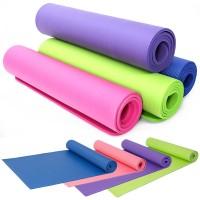 Matras Lipat Anti Slip untuk Olahraga / Fitness / Pilates / Yoga