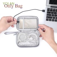 Bag YOLAN Cover Power Bank Electronics Accessories Hard Drive Case