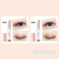 Pro Korean Cosmetics Two Tone Makeup Eyeshadow Bar Pencil Pen Beauty