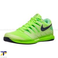 Sepatu Tenis Nike Air Zoom Vapor X Green/Black/Volt