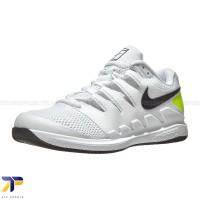 Sepatu Tenis Nike Air Zoom Vapor X Wide White/Black/Volt