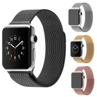 Magnetic Loop Band Bracelet Strap for Apple watch iwatch 42mm 38mm
