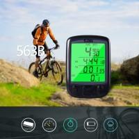 Bayar Di Tempat Speedometer Odometer Komputer LCD Dengan Lampu Bel TG