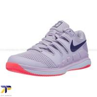 Sepatu Tenis Wanita Nike Air Zoom Vapor X Purple/Mango