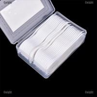 Cei 1 Kotak/50Pcs Tusuk Gigi Dental Floss untuk Perawatan Mulut