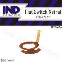 * Plat-ring Tembaga Switch-swit Netral Kiri C70-c 70c700-c 700win