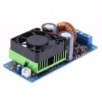 500W IRS2092S Papan Amplifier Saluran HiFi Mono Channel Digital