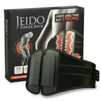 JEIDO POWER BACK Alat Terapi Tulang Belakang Infra Red Free Gelang