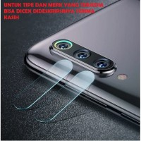 TEMPERED GLASS KAMERA CAMERA REDMI XIAOMI REALME ANTI GORES KACA MURAH