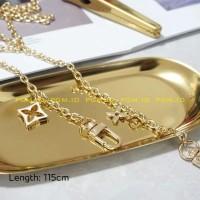 Bag strap chain rantai L V 115cm