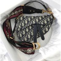 Bag strap dior saddle mirror1:1 tali tas rainbow