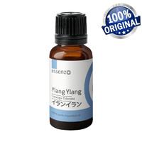 Essenzo Ylang Ylang Essential Oil - 10mL (Meredakan Darah Tinggi)