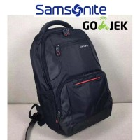 Tas Laptop Ransel Backpack Samsonite 14 - 15.6 inch with Rain Cover