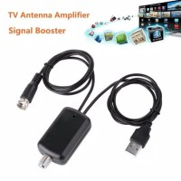 amplifier tv pengguat signal tv HDTV digital antena HDTV fox