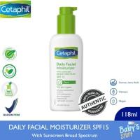 Cetaphil Daily Facial Moisturizer Lotion SPF 15 (118 ml)