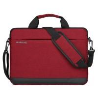 Tas Laptop Selempang Waterproof Huiphone 14 inch - merah