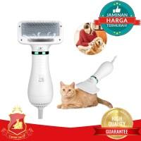Sisir Kawat Pengering Bulu Anjing Kucing Hewan 2in1 - Pet Dryer Comb