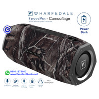 Portable speaker Wharfedale Exson Pro Camouflage power bank sln jbl